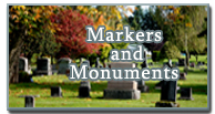 Markers and Monuments